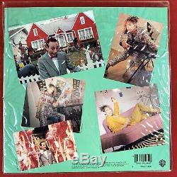 Scellé Peewee Herman Big Adventure Film Record En Forme De Disque Vinyl Image Nouveau