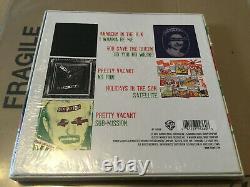 Sex Pistols, Unopened Box Set Uk & Us Singles Record Store Numéro De Jour, 2017