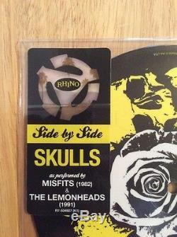 Signe Doyle Wolfgang Von Frankenstein Rsd 7 Vinyle Skulls Misfits Lemonheads