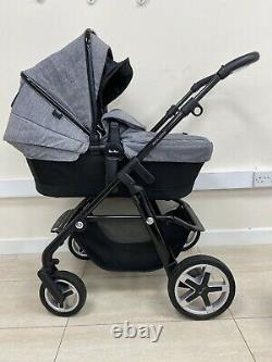 Silver Cross Pioneer Special Edition Monomarque Full Travel System