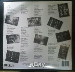 Singles Sountrack Newbury Comics Exclusif Blanc / Bleu Marbre Avec CD Vinyl Bonus