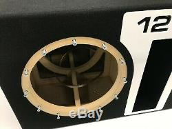 Sous-boîte À Double Accès Jl Audio 12w7 Ae Special Edition Avec Habillage De Port Plexi Blanc