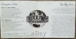 Splendide Dre The Big Pimp / Take A Ride Misprint CD Single! Rare Cali G-funk Rap