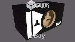 Subwoofer Porté Edition Spéciale Stade Box Jl Audio 13w7ae Blanc