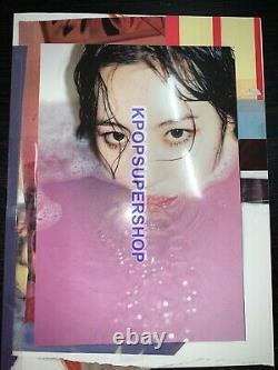 Sunmi Gashina 1er Single Special Edition CD Great Dress Photocard Très Rare