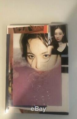 Sunmi Gashina 1er Single Special Edition Rare Avec Pc