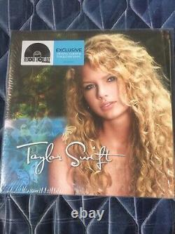 Taylor Swift Rsd Collection Rare Nouvelle Menthe Complète Et Simple Couleur Vinyle Lp