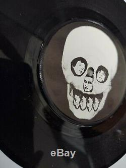 The Damned 7 Pouces Brancard Cas Bébé / Malade D'être Malade Mint Vinyle Punk Rock