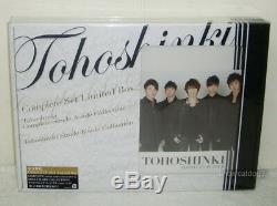 Tohoshinki Tvxq Dbsk Complete Single Collection Japan Ltd 4 CD + Puzzle