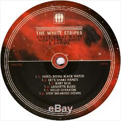Troisième Man Records Vault 4 Great White Lights Under Northern B-2 Spectacles Lps Et 7