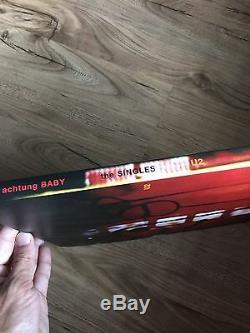 U2 Achtung Baby Coffret 7 Coffres En Vinyle Clair Singles Rare Collectible