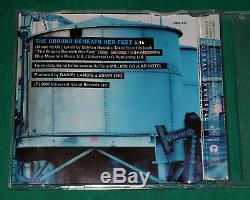 U2 Le Sol Sous Ses Pieds Bresil Rare Promo CD 2002