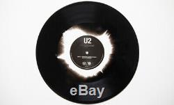U2 The Blackout 12 Blanc + Noir Vinyle Scellés! Livraison Gratuite