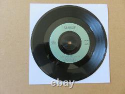 U. K. Subventions Parti À Paris Ramkup 7 Rare 1981 One Sided Uk Fanclub Seulement Cac002