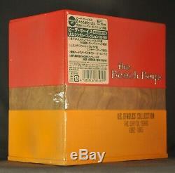 U. S. Beach Boys Collection Box + Singles Bonus CD Japan'08 Mini Manches Cd'sx16