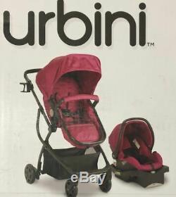 Urbini Omni Plus 3 En 1 Voyage, Édition Spéciale, Framboise Fizz