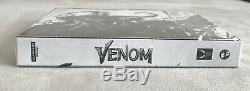 Venom Blufans Exclusive Simple Lenticulaires Steelbook 4k Uhd + Bonus