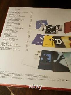 Violateur En Mode Depeche 12 Simpledes Scerced 10 Vinyl Box Set Avec Profiter Le Silence