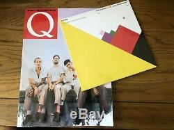 Vous-même Donner Un Essai / Love It Le 1975 Vinyle 7 (scellé) Et Special Ed Q Mag (vg)