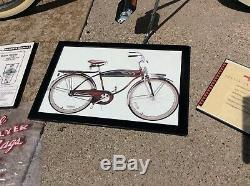 Western Flyer, Édition Spéciale, Vélo, Réservoir, Vélo De Croisière + Accessoires