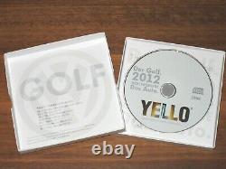 Yello -la Clé De Special Edition + Perfection, Limitée Vw Golf 7 Musik CD 2012