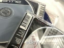 (x23) Lot De Nsync CD Singles Imports Editions Collector, Très Rares